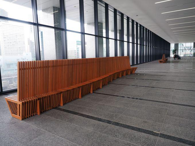 東京都の水再生施設を見学できる3Fフロア