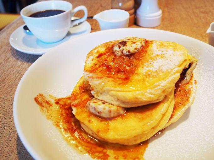 【みなとみらい】一度は食べたいbillsのパンケーキ。朝食タイムは狙い目
