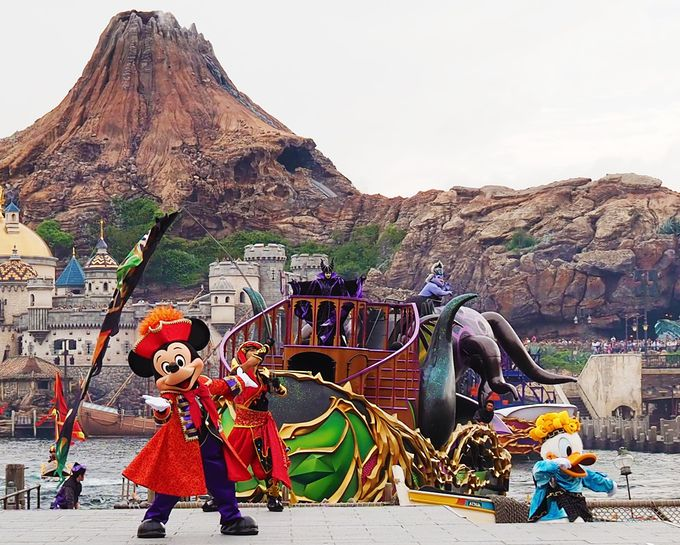 東京ディズニーシー初『ザ・ヴィランズ・ワールド』の見どころ
