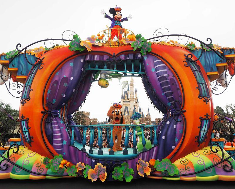 パレード一新!東京ディズニーランド「ディズニー・ハロウィーン2015」攻略法