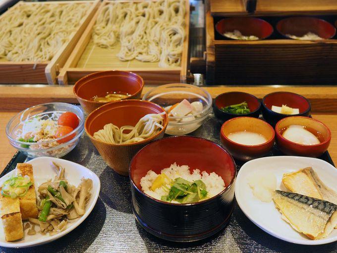 豪華な朝食にびっくり!新潟の郷土料理を食べ尽くそう
