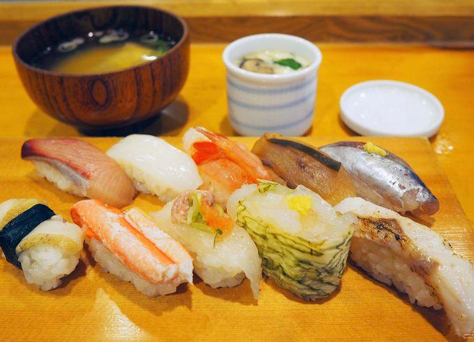 富山でしか食べられない注目の新ブランド『富山湾鮨』