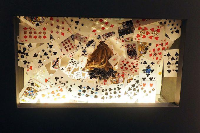 入場無料で楽しめる!夢のあるアート展「こども部屋のアリス」も必見