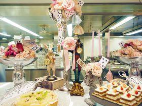 不思議の国のアリスを味わえる!新宿・京王プラザホテルのスイーツブッフェが大人気