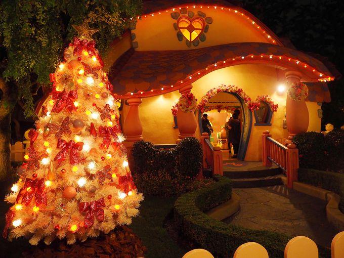 とびきり可愛いクリスマスツリーを見るならココ