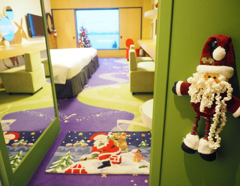 子どもたちに教えたい!ヒルトン東京ベイで過ごす可愛さMAXのクリスマス