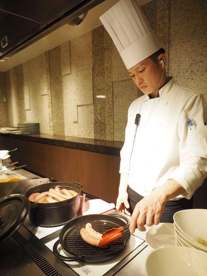 「ハイアット リージェンシー 那覇 沖縄」のスペシャルな朝食