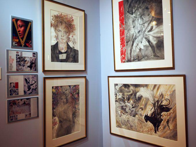 こんな作品まで!デビッド・ボウイと奥様の肖像画