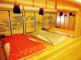 気分は姫君!徳島「旅殿 御所 社乃森」は平安時代に満ちた温泉旅館