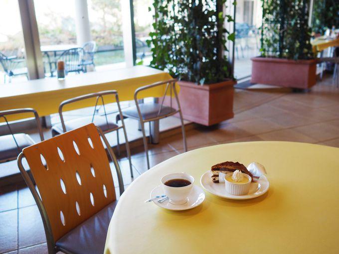 大塚国際美術館のレストランやカフェは?
