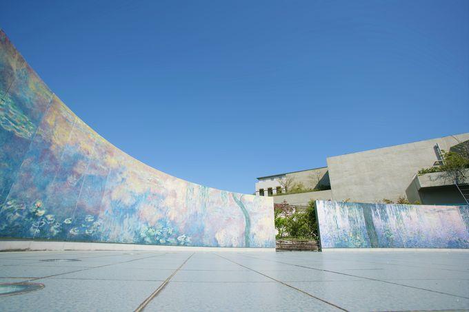 モネの夢を叶えた美術館