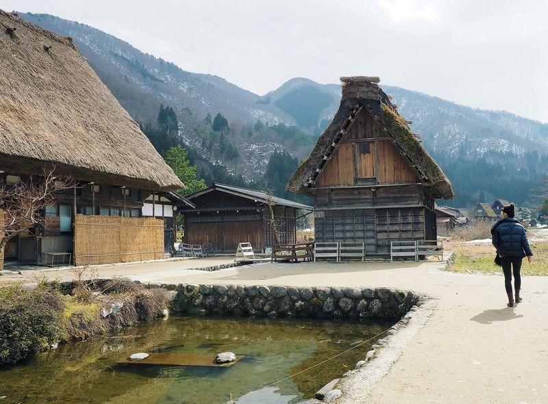 女子旅におすすめ!レトロ可愛い「飛騨高山・下呂温泉・白川郷」に行ってみたい!
