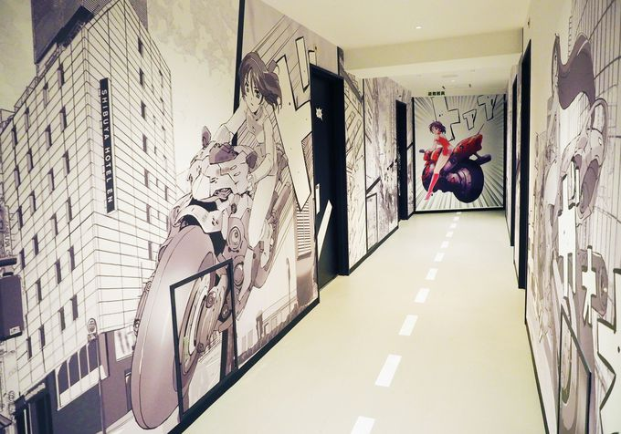 9パターン楽しめる廊下のデザイン