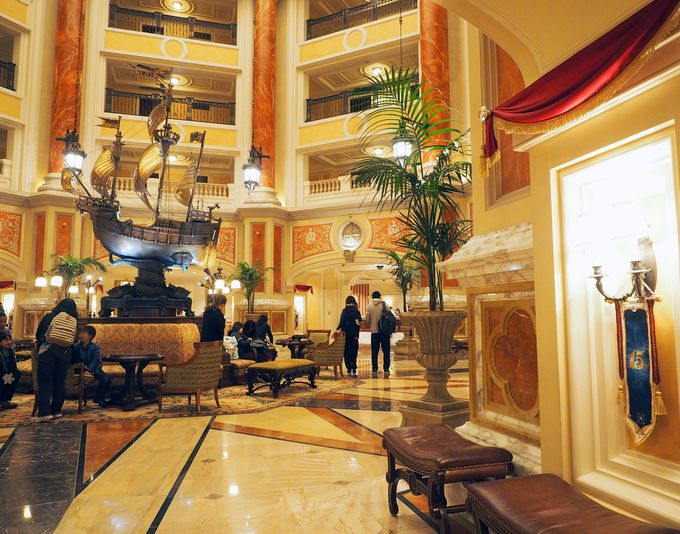 2016年はホテルミラコスタも記念すべき年!