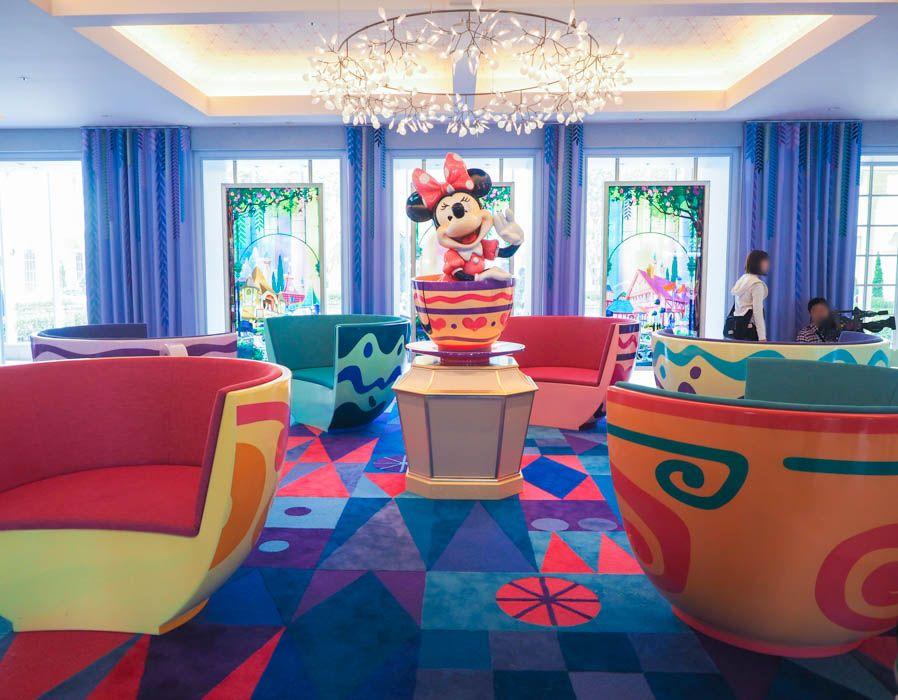 安くて夢広がる!東京ディズニーセレブレーションホテル:ウィッシュ完成