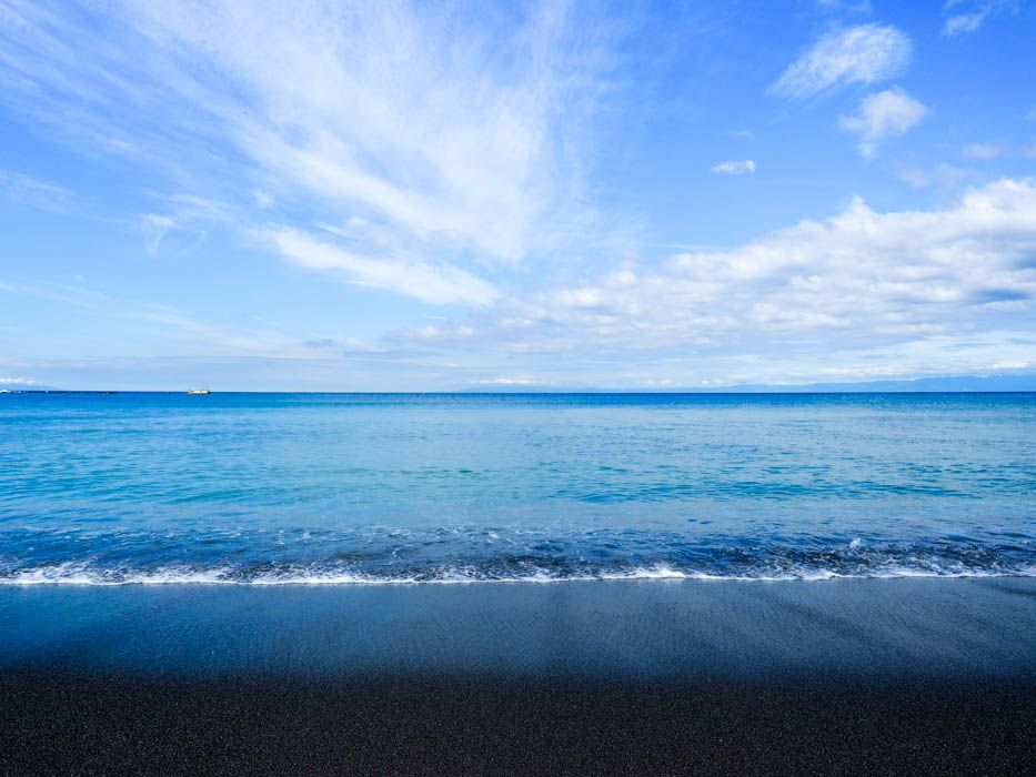 一色海岸(ロイヤルビーチ)まで水着で行ける♪