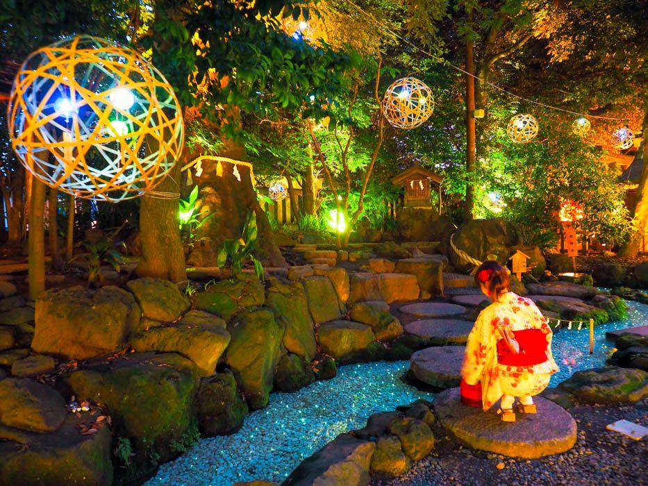 川越観光へ来たら必訪!縁結びで有名なパワースポット「川越氷川神社」