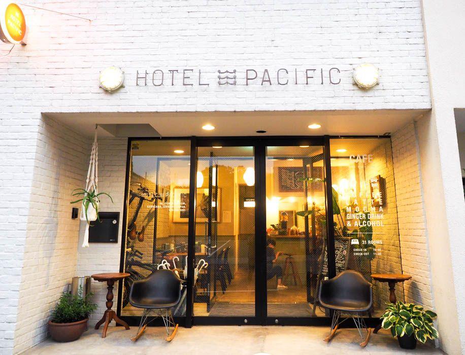 8位 ホテルパシフィック金沢