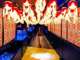 すみだ水族館「江戸リウム」がパワーアップ!〜幻想的な金魚が揺れる江戸の夏祭りも開催