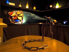 究極の宝物「星野リゾート リゾナーレ八ヶ岳」で思い出のワインをおしゃれなランプに!