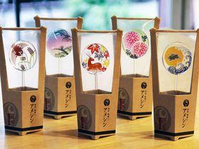 見るだけで癒される…東京ソラマチ限定・飴細工アメシン「うちわ飴」の心打つ魅力とは?