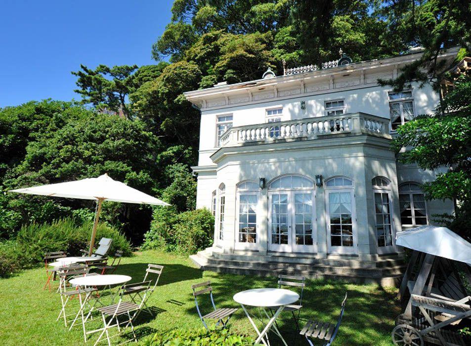 徳川家の愛した私設図書館がオーベルジュに!星野リゾート 界 熱海 別館ヴィラ・デル・ソル