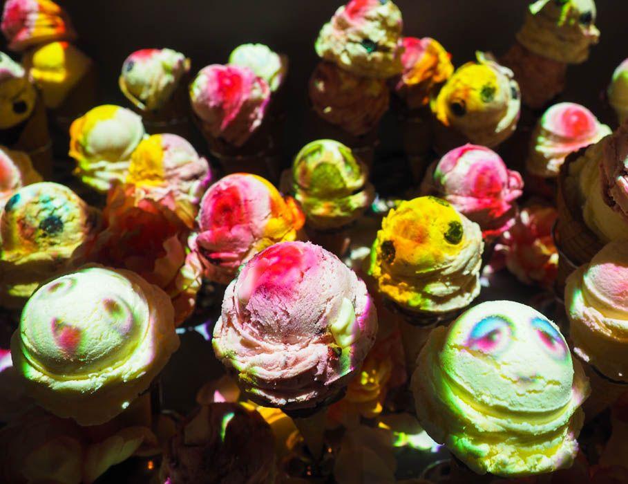 アイスが歌う?表参道の新感覚イベント「スイーツバイネイキッド」が面白い!