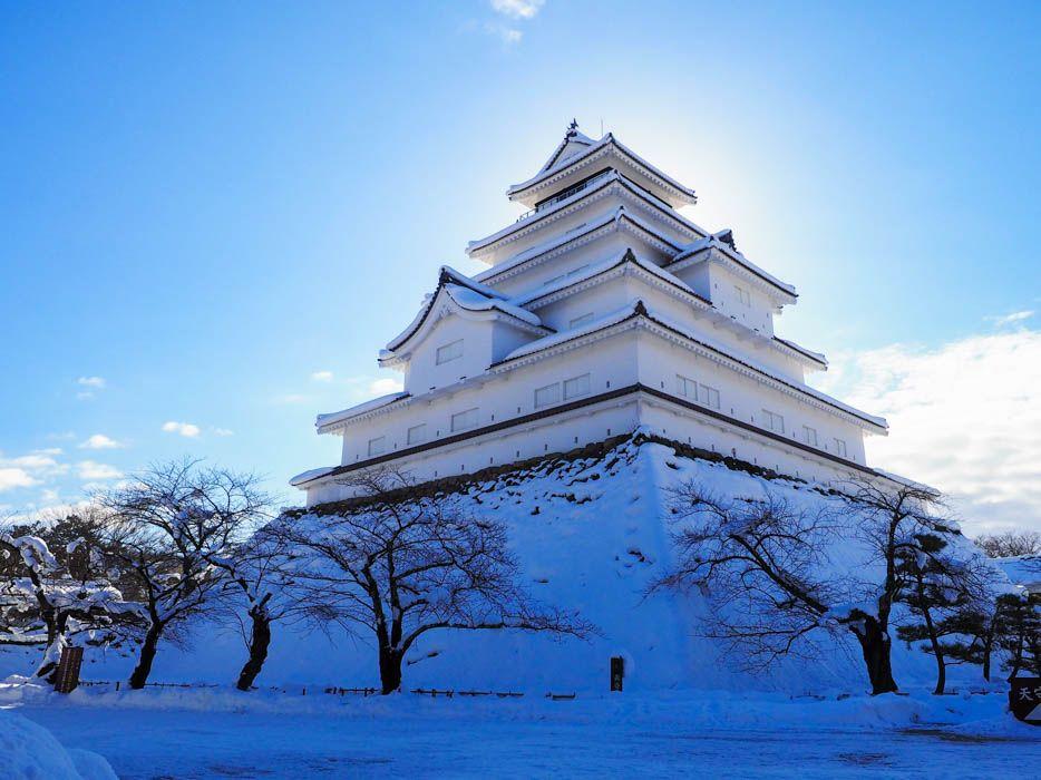 冬に訪れたい東北の観光スポット10選 白銀の絶景が凄い!