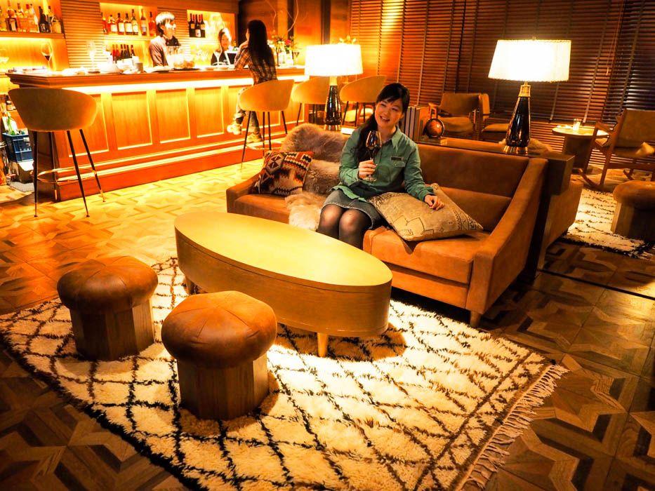 2.UNWIND HOTEL&BAR(アンワインド ホテル&バー)