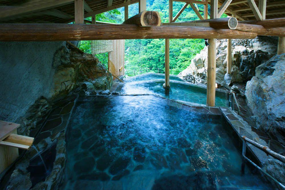 非日常を味わえる「芦ノ牧温泉」おすすめのお風呂と泉質