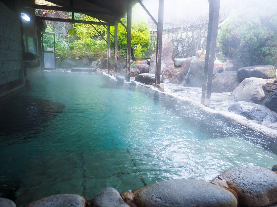 熱海 露天風呂