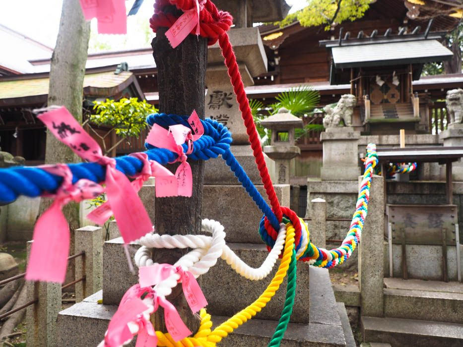 女性を幸せに導く「神御衣神社」