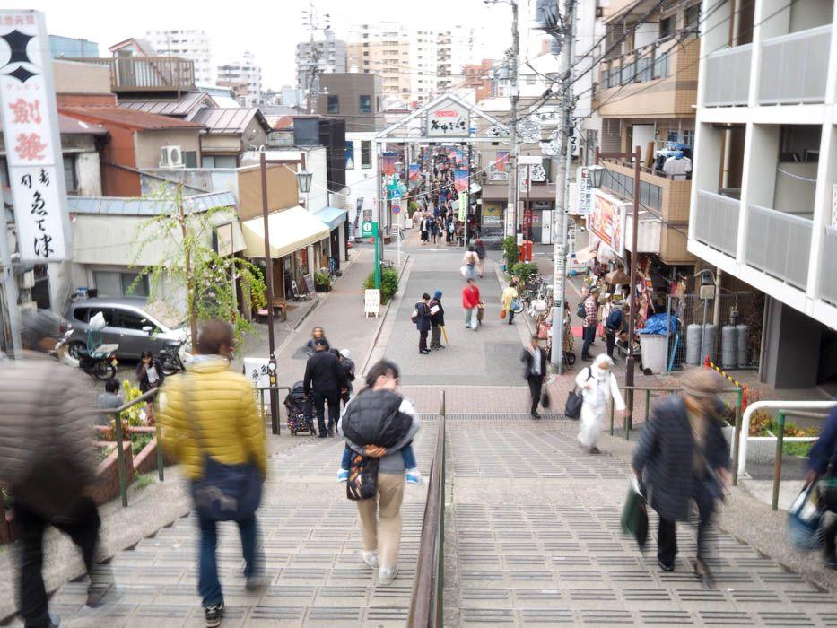 「江戸うさぎ」からすぐ。東京の下町 谷根千も散策しよう