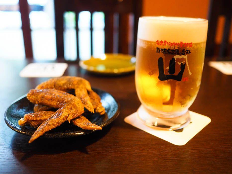 【1日目:夕食】やっぱり名古屋メシでしょ!