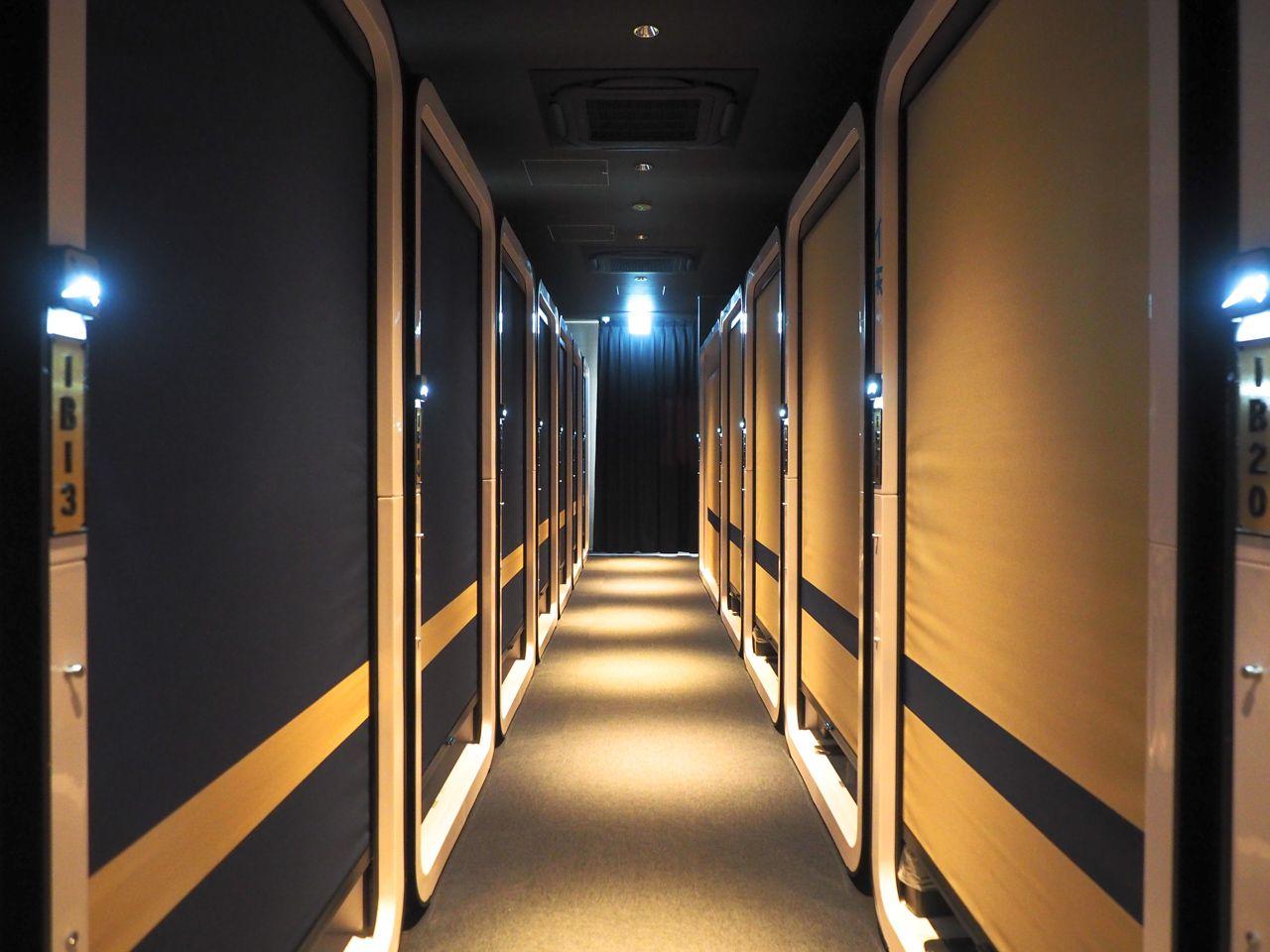 大阪のおすすめカプセルホテル8選!格安でも快適&高機能!