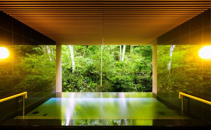 3.蓼科グランドホテル滝の湯