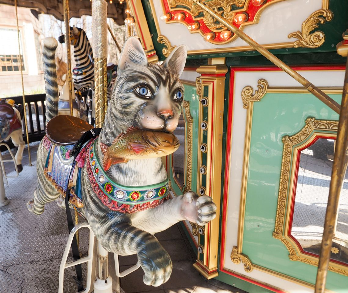 猫に犬にウサギ…、バリエーション豊富な動物たち