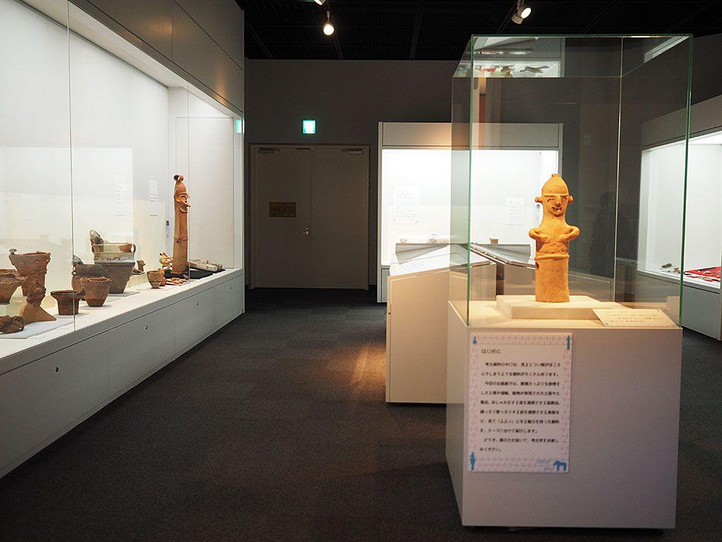 考古学の世界を広げてくれる、こだいの「ふふっ」展スタート