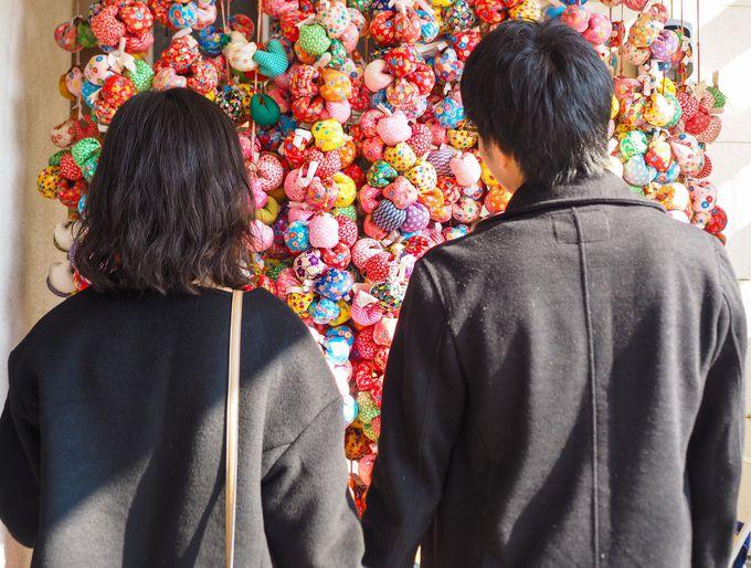 「圓満寺」の開運アイテム「お結び玉」とは