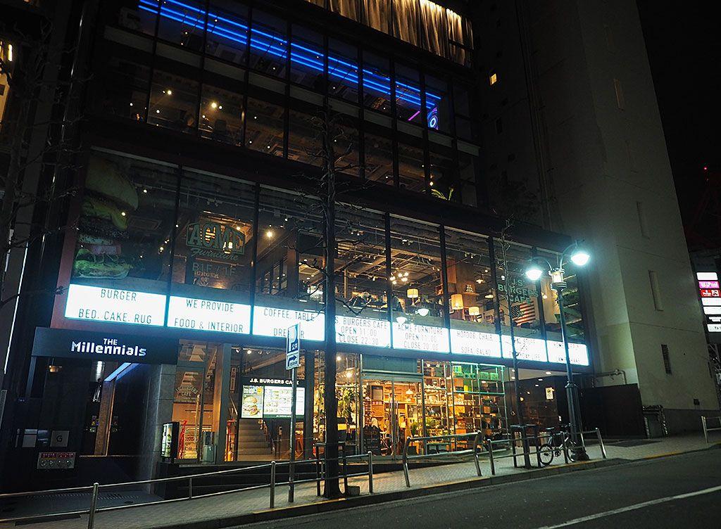 渋谷に2号店が誕生!すべてが最先端のカプセルホテル