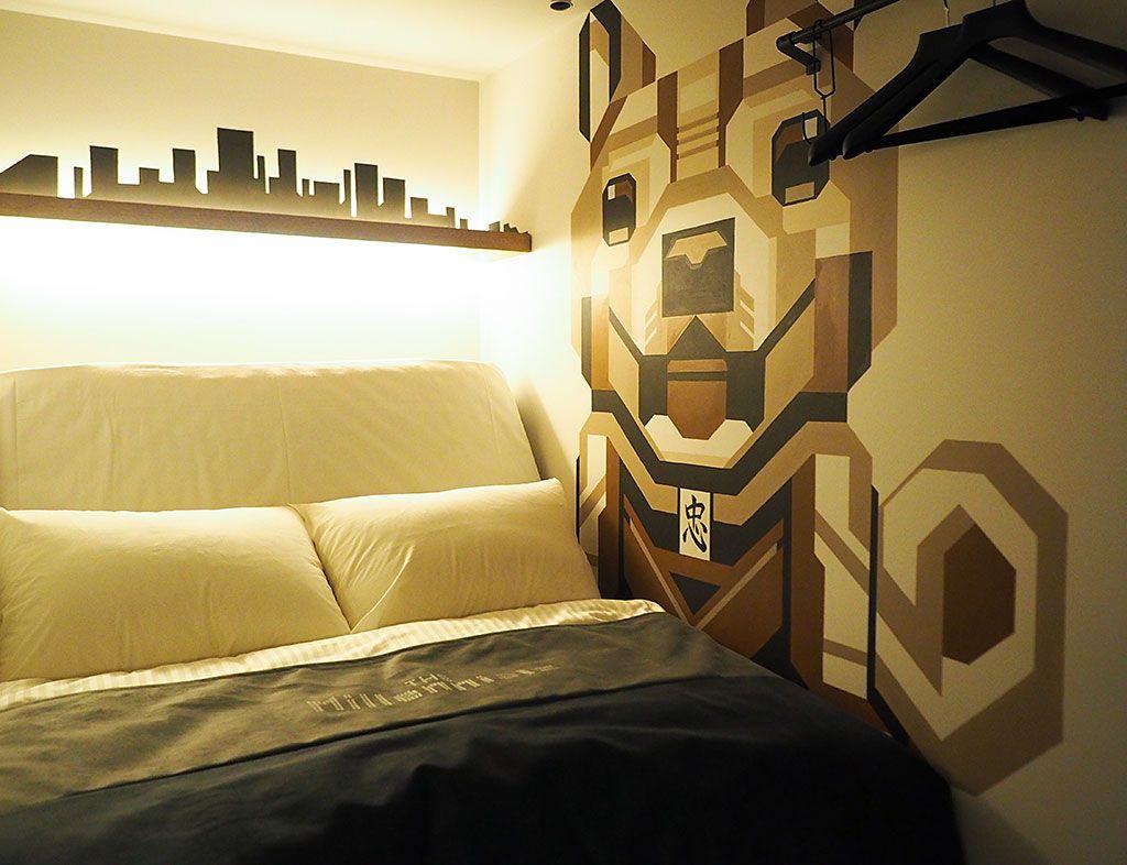 アートとカプセルホテルの融合!日本初のアートポッド