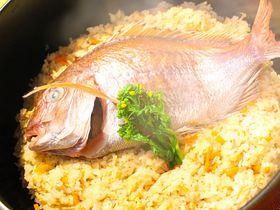 松山で2つの鯛めし食べ比べ!愛媛名物全制覇できる「郷土料理 五志喜 本店」
