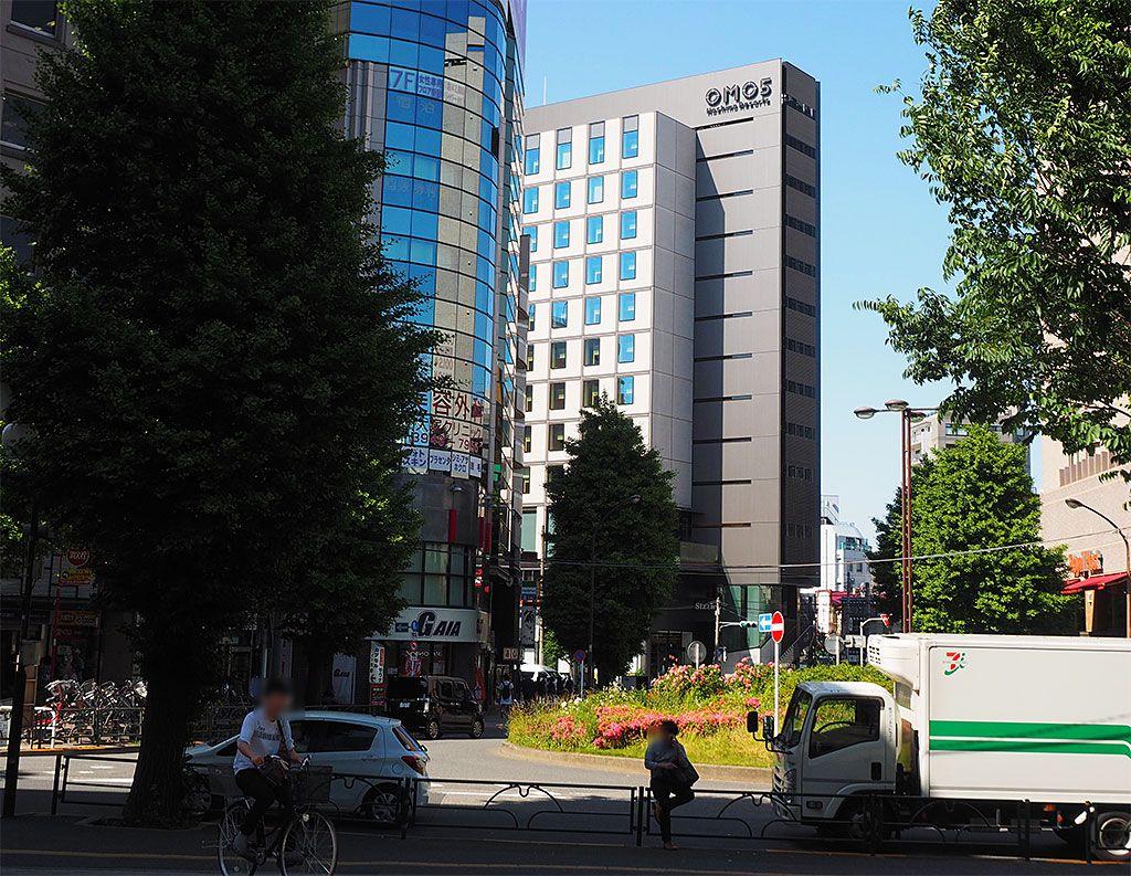 ディープな大塚に誕生した「星野リゾート OMO5 東京大塚」