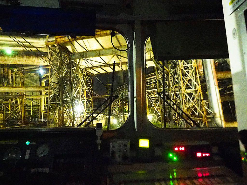 静岡・岳南電車「夜景電車」で行く!9.2kmの感動夜景ストーリー