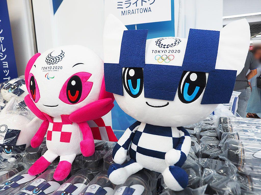 「東京2020オフィシャルショップ 新宿西口店」が新宿の新名所に!