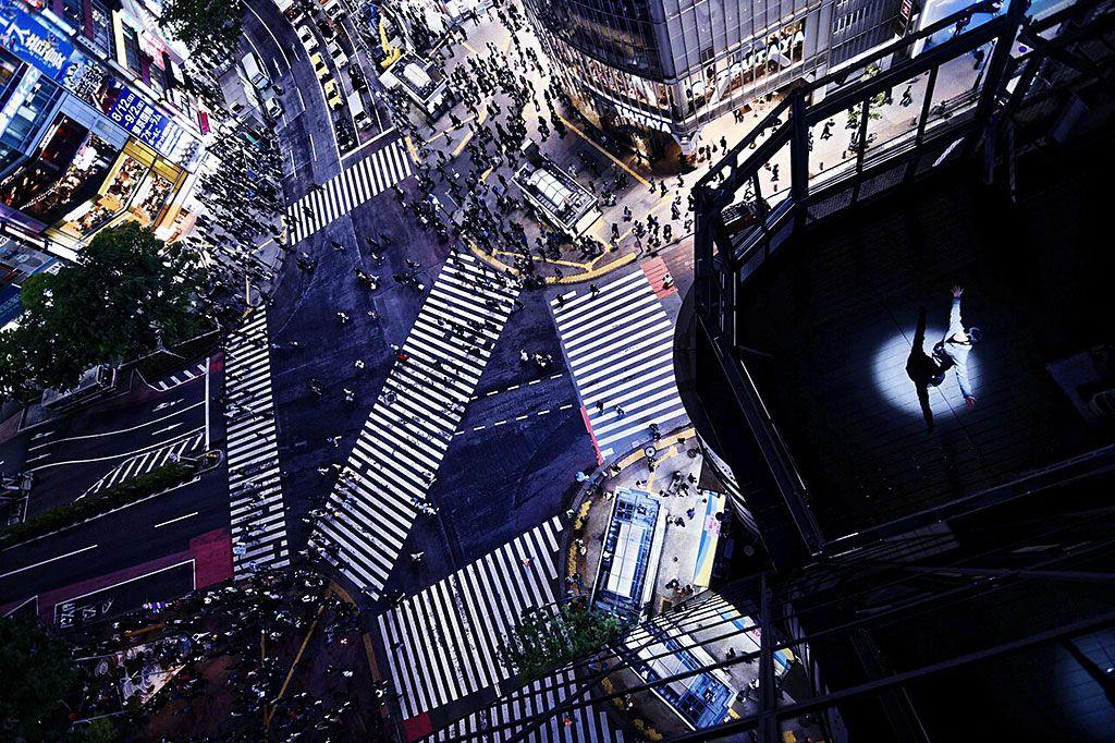 地上30mにある渋谷の別世界へ!