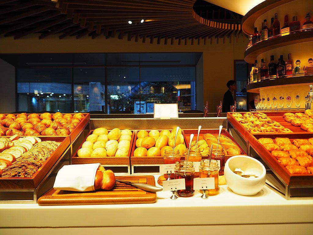 朝から元気になれる「クロスホテル京都」の朝食