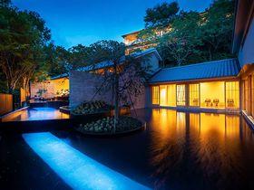 箱根の注目宿「星野リゾート 界 仙石原」で心を磨くアート湯旅
