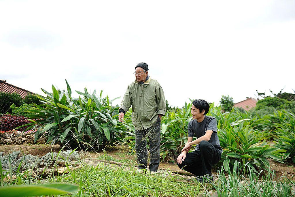 島の畑文化を受け継ぐ「星のや竹富島」