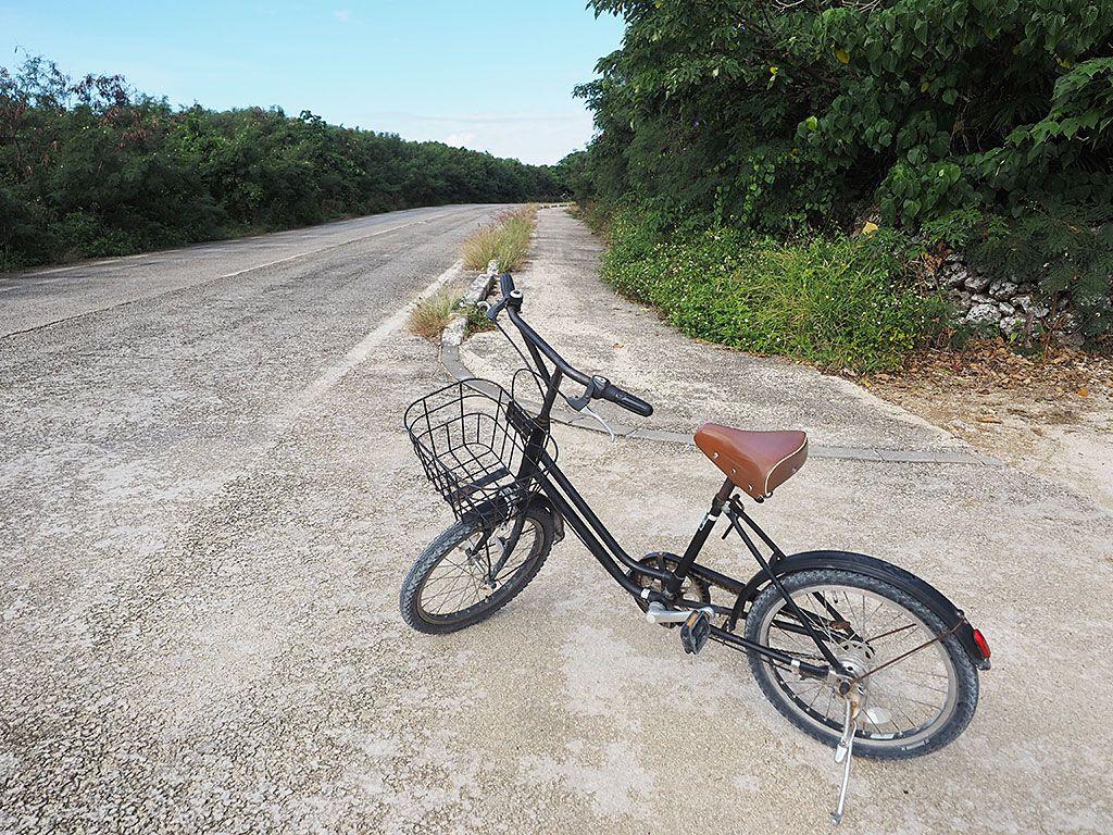 竹富島観光は自転車があれば無敵